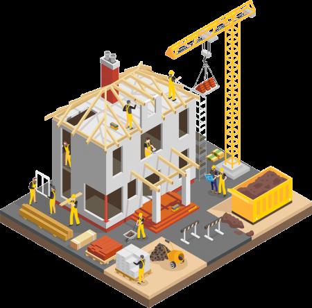 new build dwellings